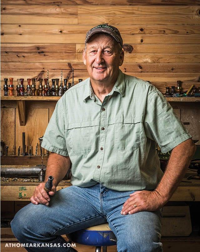 Meet... Rick Dunn | At Home in Arkansas | November 2016