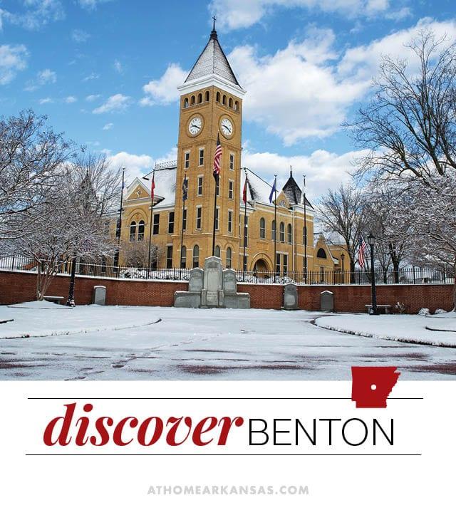 Discover: Benton | At Home in Arkansas | December 2016