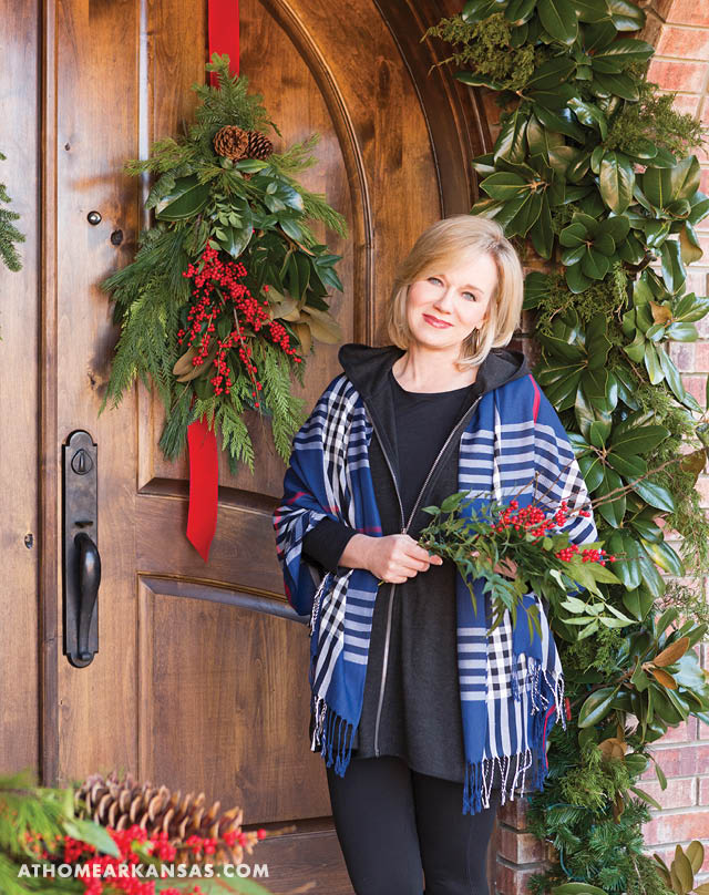 Hometown Holiday | At Home in Arkansas | December 2016