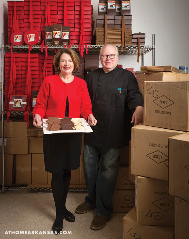 Meet... Nancy and David Smith   At Home in Arkansas   December 2016