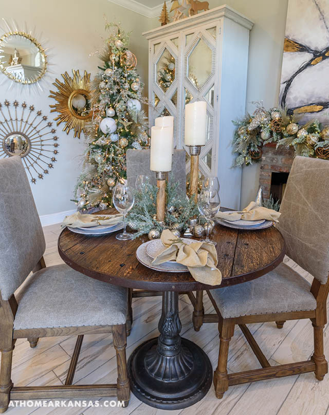 Gracious Gathering | At Home in Arkansas | December 2016