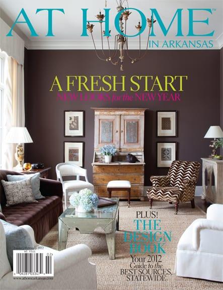 At Home in Arkansas | January/February 2012
