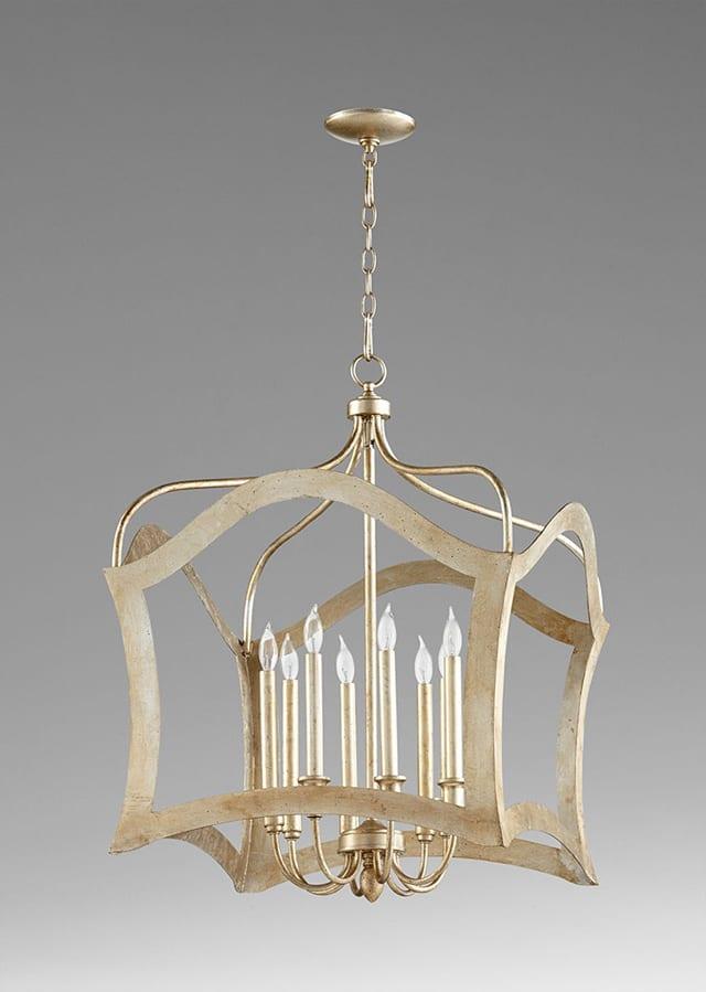 Cyan Milan light pendant