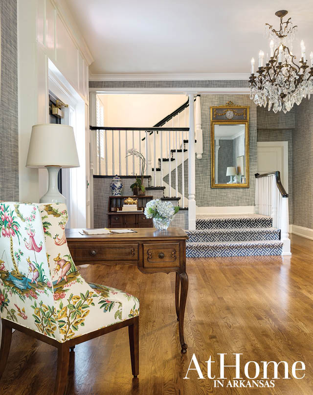 When the Chi Omega sorority decided to renovate their beloved home on the  University of Arkansas campus, Gail Rowland and ...