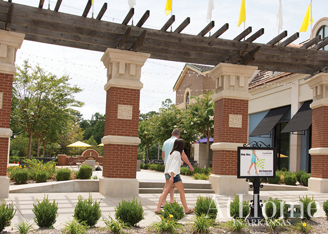 Discover West Little Rock At Home In Arkansas