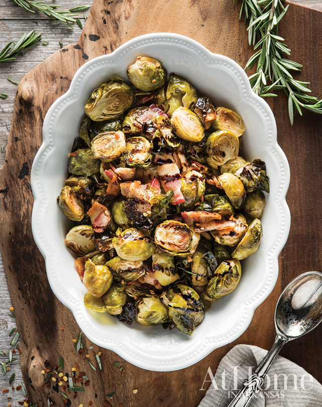 Amy Hannon's Brussels sprouts recipe