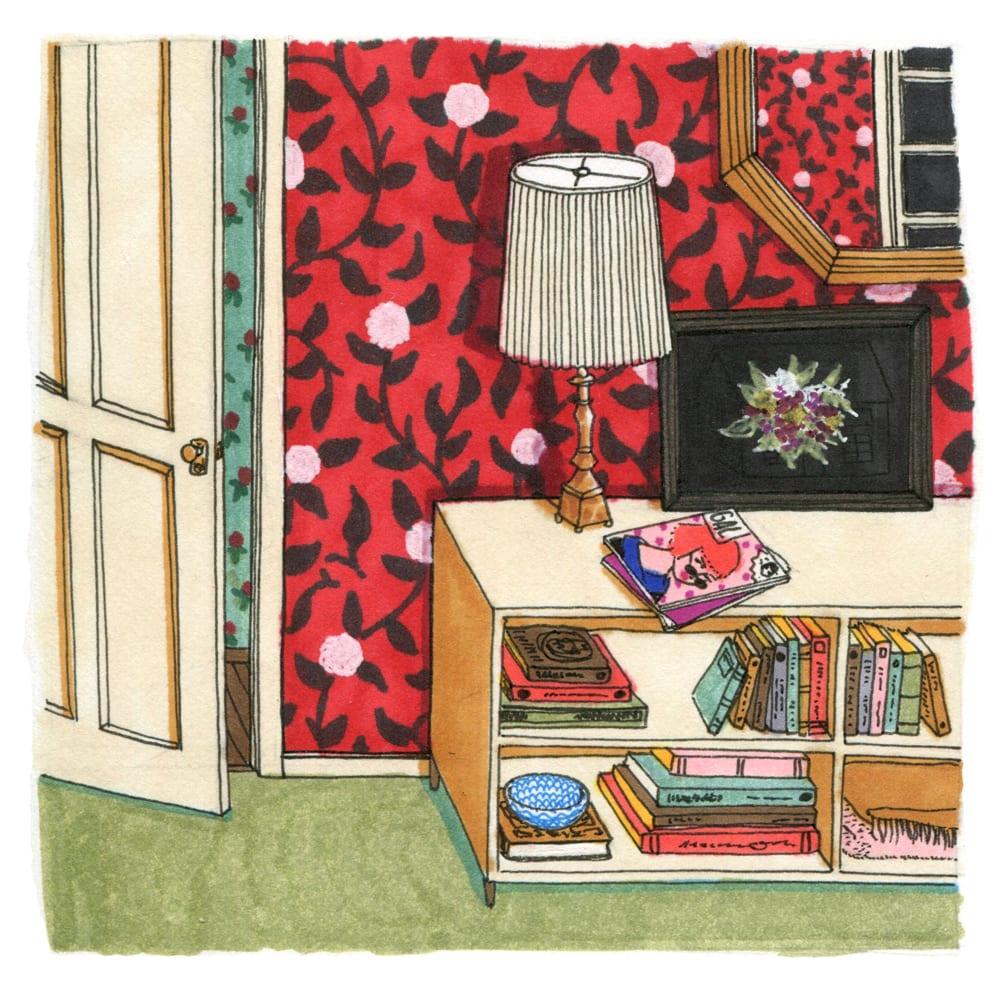 Sally Nixon illustration