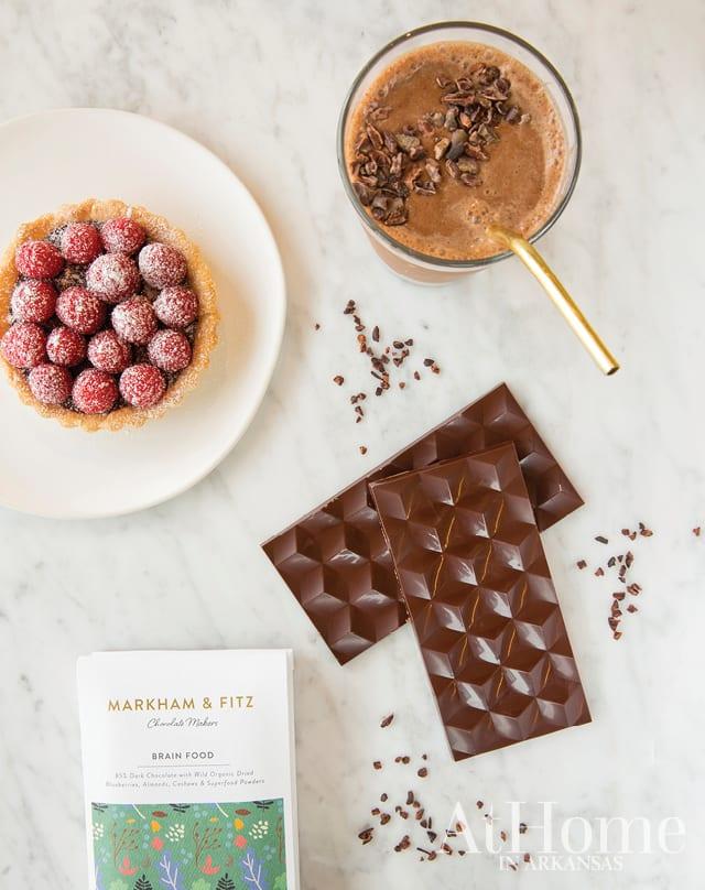 Markham & Fitz chocolate made in Bentonville, Arkansas