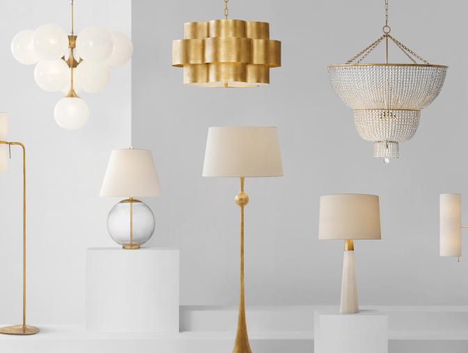 Cobblestone Vine Introduces Visual Comfort Co Gallery