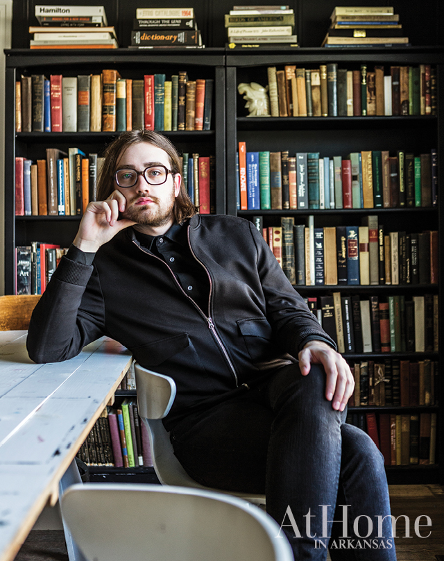 crystal bridges, dylan turk, at home with