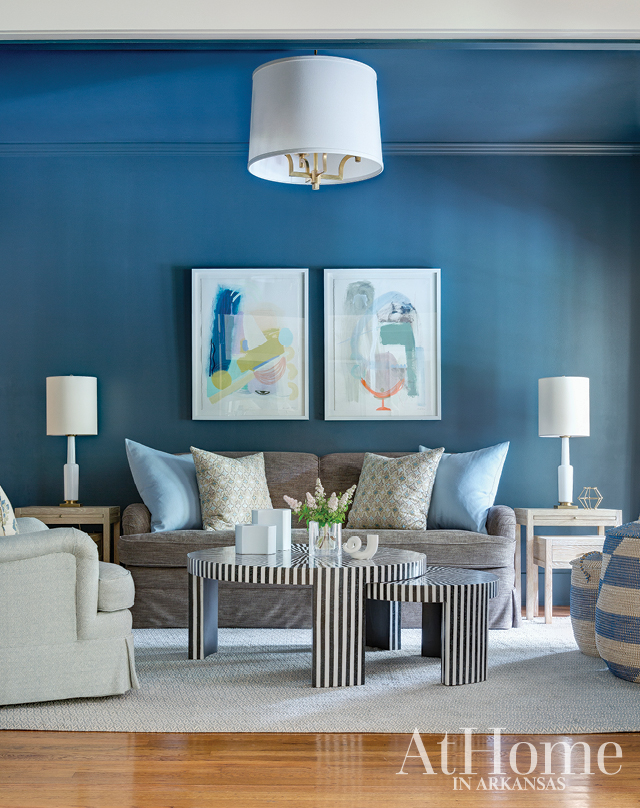 blue room, home makeover, interior design, renovation, remodel, Melissa Haynes