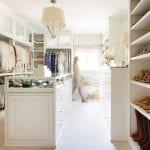 master closet, home renovation, Melissa Haynes