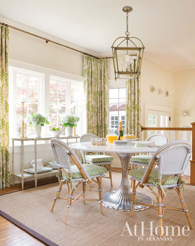 breakfast nook, kitchen style, interior design, melissa haynes