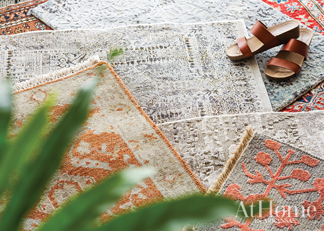 Rugs from Hadidi and Martinous