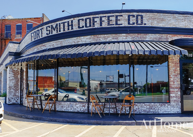 Fort Smith Coffee Co. in Arkansas