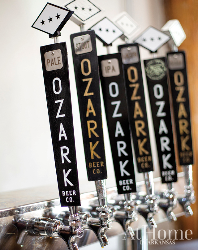 Ozark Beer Co. in Rogers, Arkansas