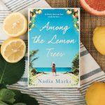 The club's book of the month, Among the Lemon Trees, is set in Greece. The planner ran with this idea, opting for a lemon theme and Mediterranean food.