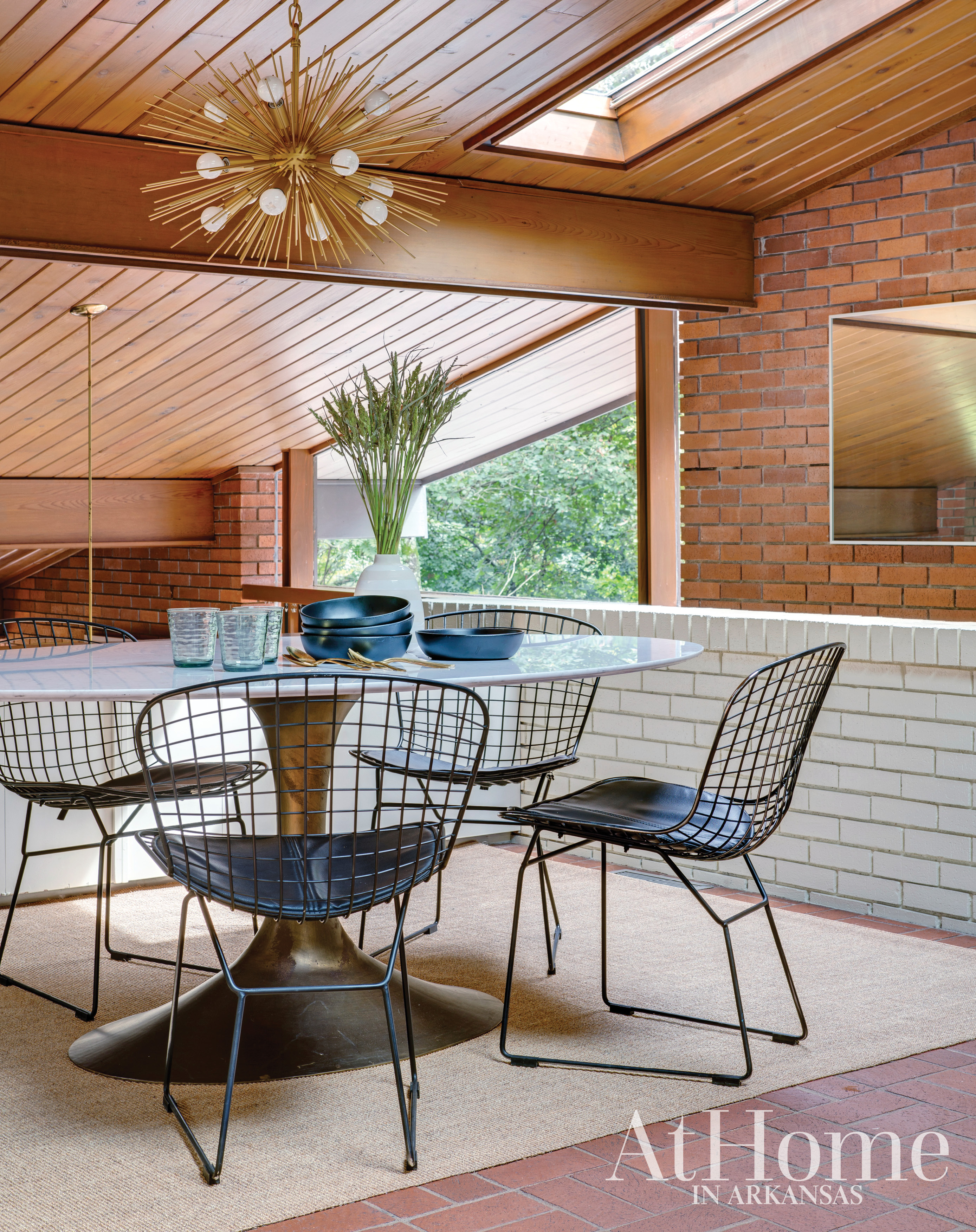 kitchens, dining rooms