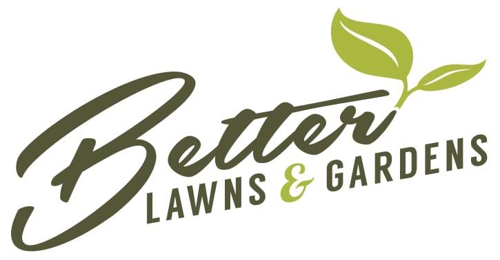 Better Lawns & Gardens Logo