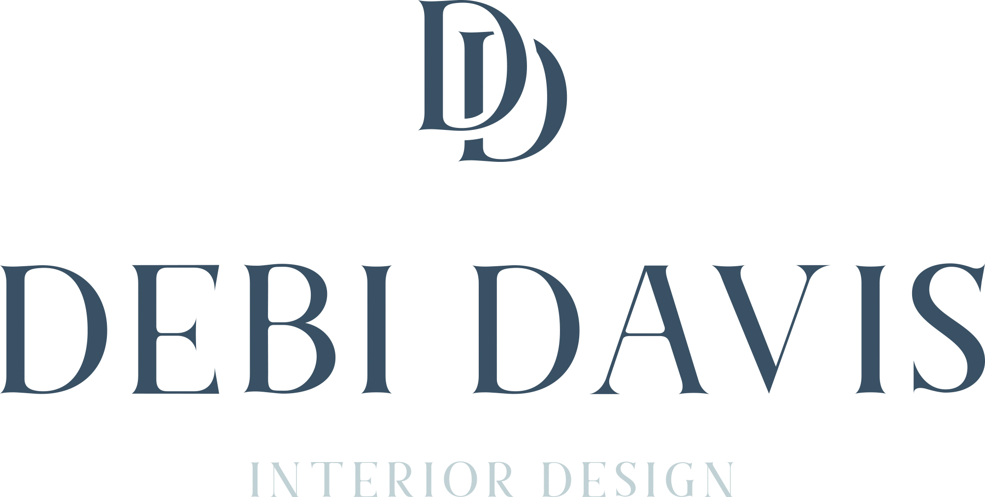 Debi Davis Interior Design Logo