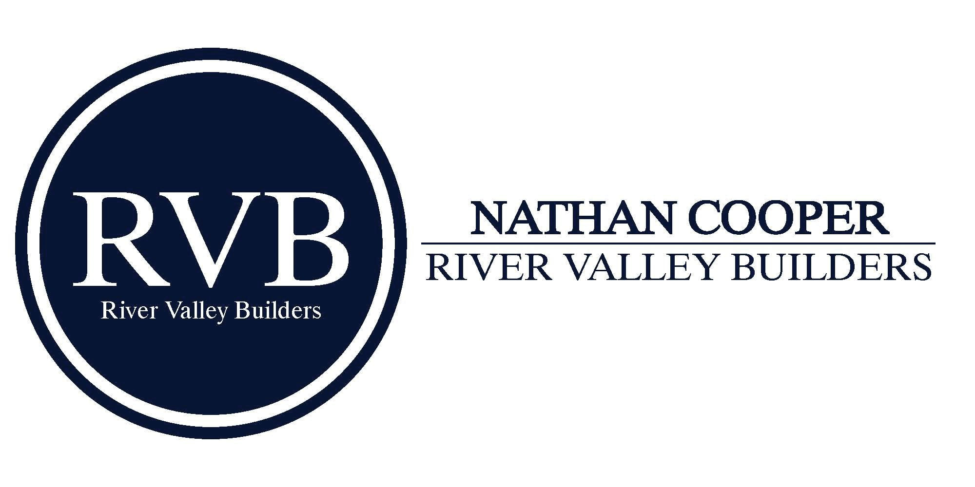Nathan Cooper, River Valley Builders Logo