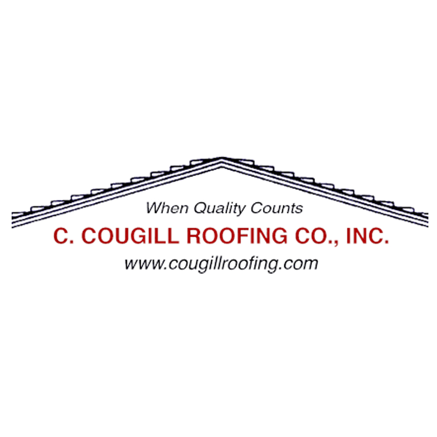 C. Cougill Roofing Co. Logo