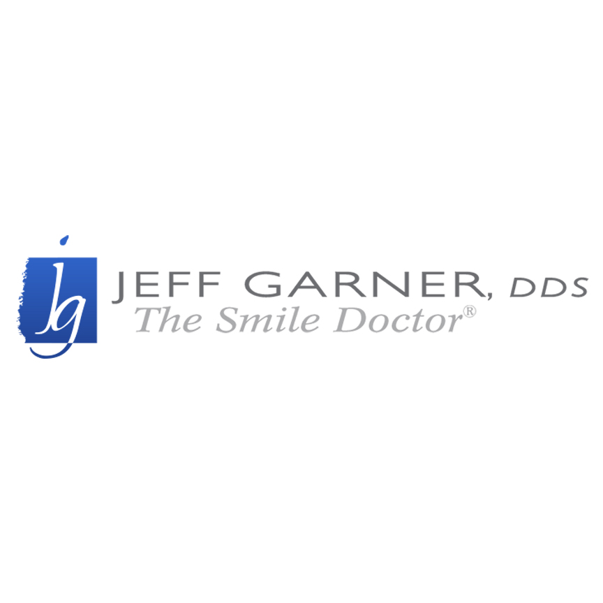 Jeff Garner, DDS: The Smile Doctor Logo
