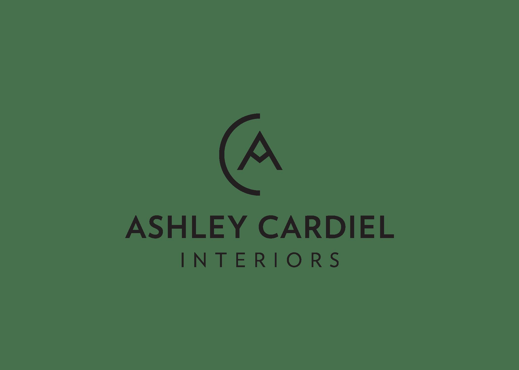 Ashley Cardiel Interiors Logo